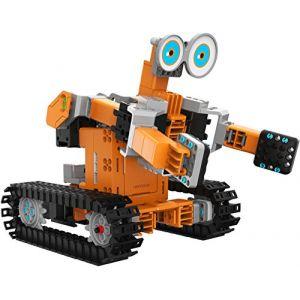 UBTech 80638 - Kit robot à monter Jimu Robot TankBot