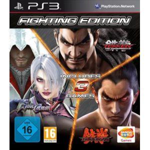 Fighting Edition : Soulcalibur 5 + Tekken 6 + Tekken Tag Tournament 2 [PS3]