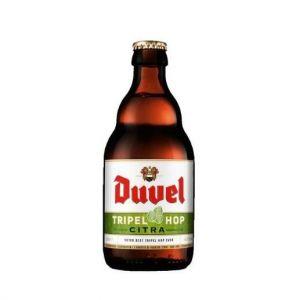 Duvel Tripel Hop Citra - Bière Blonde - 33 cl - 9,5 %