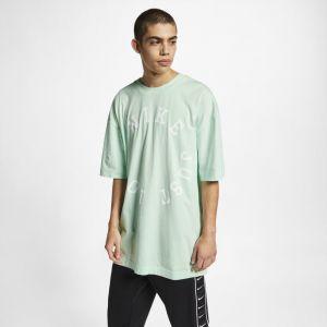 Nike Hautà manches courtes Sportswear pour Homme - Vert - Taille L - Male