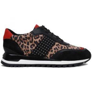 Geox Chaussures de Sport pour Femme D94AQA 007BC D TABELYA CR69B Tobacco Taille 39