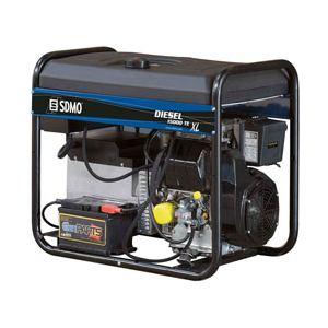 SDMO Diesel 15000 TE XL C - Groupe electrogène portable