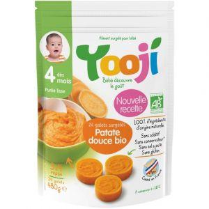 Yooji Purée de patates douces dès 4 mois