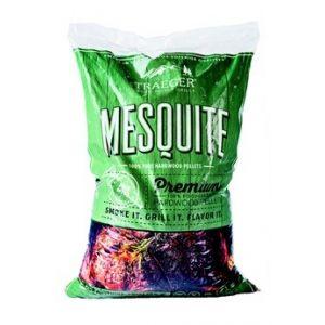 Traeger Pellets MESQUITE -sac de 9 kg