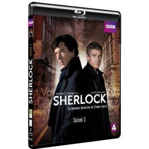 Sherlock - L'intégrale Saison 3