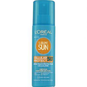 L'Oréal Spray muti-protecteur cellulaire SPF 50 - Le flacon pompe de 200ml