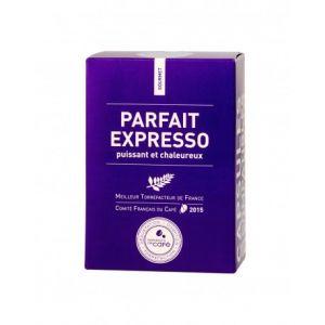 Terres de café Café Parfait Expresso - Boîte de 10 capsules