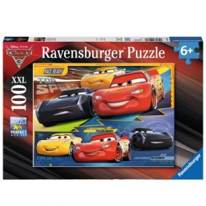 Ravensburger Cars 3 Duel de champions - Puzzle 100 pièces XXL