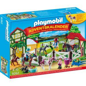 "Playmobil 9262 Country - Calendrier de l'Avent ""Centre Equestre"""