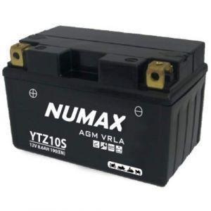 Numax Batterie moto Premium AGM YTZ10S 12V 8.6Ah 190A