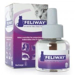 Ceva Feliway - Phéromones d'apaisement pour chat