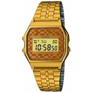 Casio A159WGEA - Montre mixte Quartz Digitale