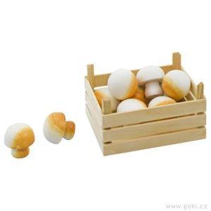 Goki 51674 - Champignons dans une cagette