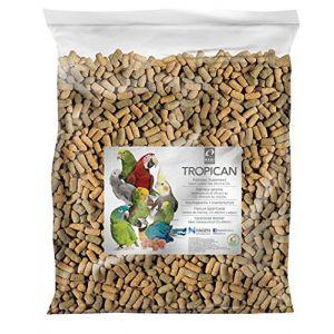 Hagen Tropican - Bâtonnets extrudés pour perroquets 9 kg
