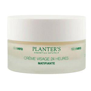 Planter's Aloe Vera - Crème visage 24h matifiante