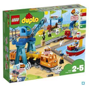 Duplo 10875 - Ma Ville : Le train de marchandises