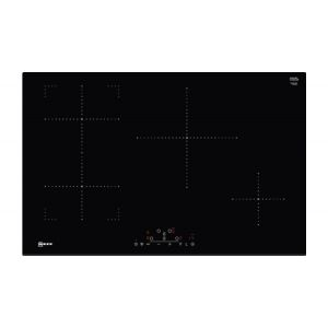 Neff T48fd13x2 Table de cuisson à induction 80cm 4 foyers 7400w noir n 70