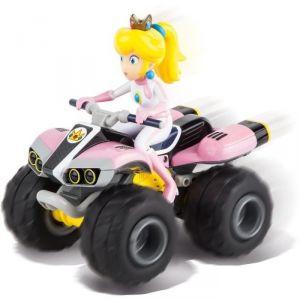 Carrera Kart télécommandé Peach à l'échelle 1/20ème