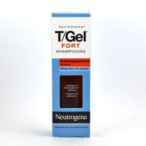 Neutrogena T/Gel Fort - Shampoing démangeaisons sévères