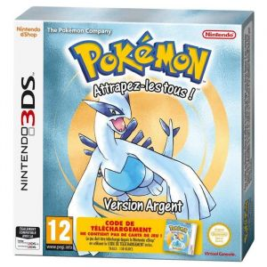 Pokémon Version Argent [3DS]