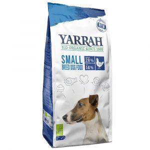 Yarrah Bio Small Breed, poulet pour chien - 5 kg