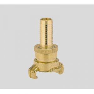"""Gardena Raccord d'aspiration et de haute pression en laiton, pour tuyaux de 25 mm (1"""") 7121-20"""