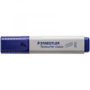 Staedtler Textsurfer Classic 364 Edition Colors - Surligneur Pointe Biseau 1 À 5 Mm Gris Clair