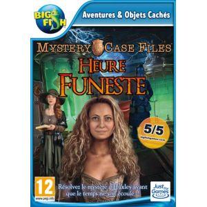 Mystery Case Files : Heure Funeste [PC]