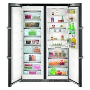 Liebherr SBSBS8673 - Réfrigérateur américain Side by side Premium BioFresh NoFrost