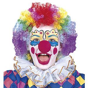 Widmann Perruque de clown enfant