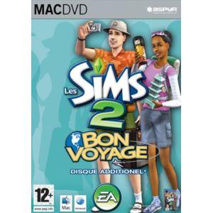 Les Sims 2 : Bon Voyage - Extension du jeu [MAC]