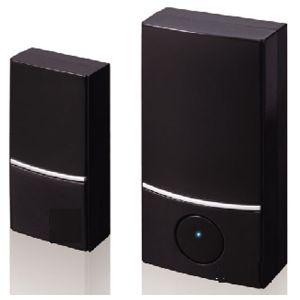 Otio 500031 / cp-100 Carillon sans fil à prise 100m noir