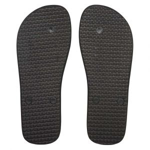 DC Shoes Tongs SPRAY M SNDL BKI Noir - Taille 39