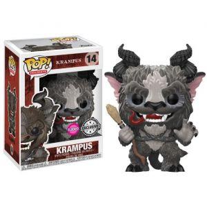 Funko Figurine Pop! Krampus: Krampus Flocked - Exclusive