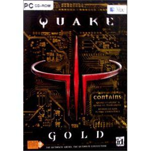Quake III Gold - Le jeux Quake III Arena + l'extension Team Arena [PC, MAC]