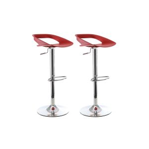 Phenix - 2 tabourets de bar design
