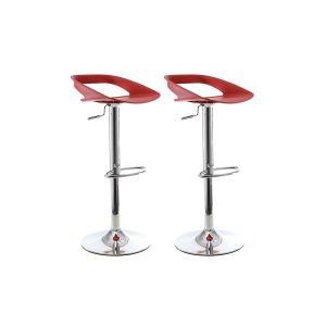 Phenix - 2 tabourets de bar design
