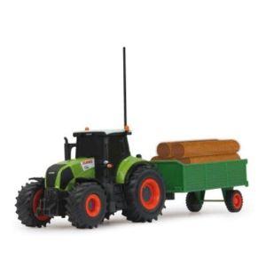 Jamara Tracteur radiocommandé Claas Axion 850