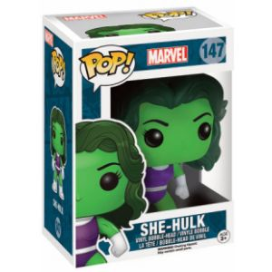 Funko Figurine Pop! Marvel : She-Hulk