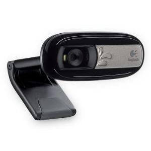 Logitech C170 - Webcam avec microphone intégré