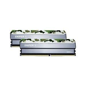 G.Skill Sniper X 16Go DDR4 3200MHz module de mémoire