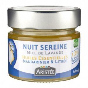Aristée Pollenergie Miel Essentiel Nuit Sereine bio 110g