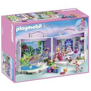 Playmobil 5359 - Pavillon Royal Transportable