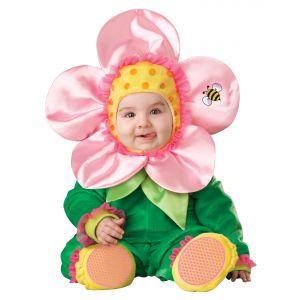 Déguisement  fleur pour bébé premium