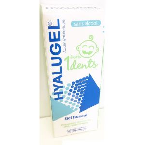 Mustela Hyalugel Gel buccal 1ère dents 20 ml