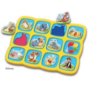Quercetti Puzzle magnétique Winnie l'Ourson