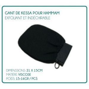 Gant de Kessa pour Hammam exfoliant