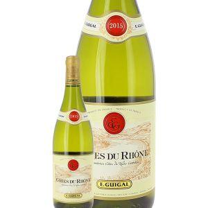 E. Guigal Côtes du Rhône AOP, blanc