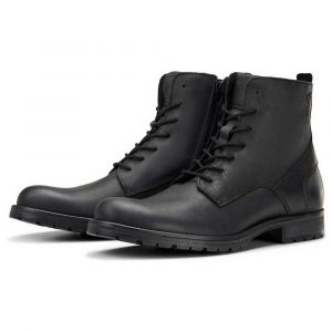 Jack & Jones Boots Jack Jones JFW ORCA LEATHER Noir - Taille 40,41,42,43,44,46
