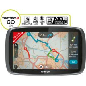 TomTom GO 500 - GPS auto